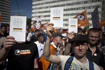 Freedom Not Fear Demo