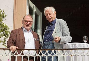 ENZENSBERGER  Hans Magnus with SAMEL  Udo