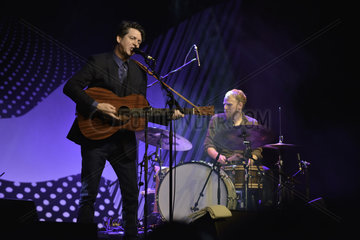 Joe Henry playing in Willisau  2013.