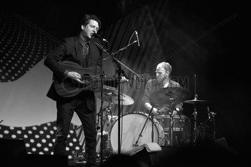 Joe Henry playing in Willisau  2013.