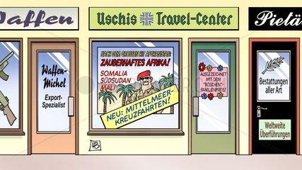 Uschis Travel-Center