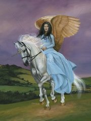 unicorn _angel