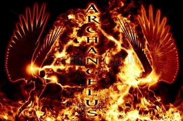 Archangelus On Fire