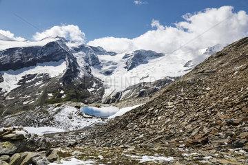 Gletscher Karlinger Kees