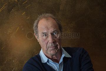 KRUEGER  Michael - Portrait of the writer
