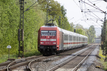 Intercity Zug