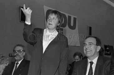 Merkel + Fink