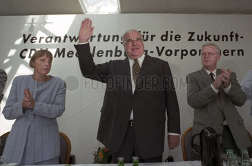 Kohl + Merkel + Gehring