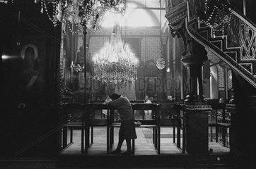 Griechisch-orthodoxe Kirche in Istanbul