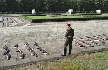 Russischer Soldat
