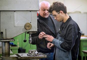 Berufskolleg Metallbauer