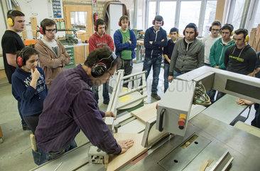 Berufskolleg Holztechnik