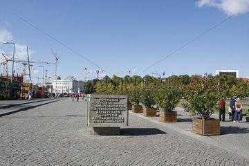 Berliner Kraene am Lustgarten