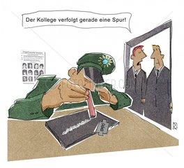 Bayern Polizei