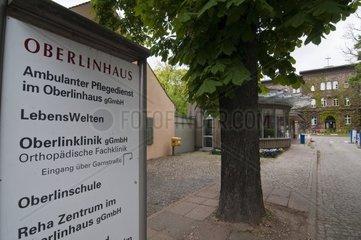 Oberlinhaus Babelsberg  Potsdam  Deutschland
