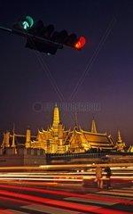 Wat Phra Kaeo  Bankok  Asien