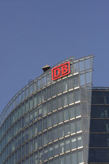 DB- Tower am Potsdamer Platz