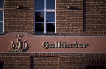 Potsdam  hollaendische Viertel