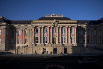 Potsdam  Brandenburger Landtag