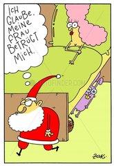 Neulich beim Weihnachtsmann Nr.2791