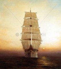 Segelschulschiff Gorch Fock (II)