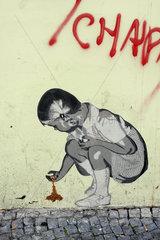 Haeuflein street art