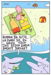 Haifisch-Restaurant