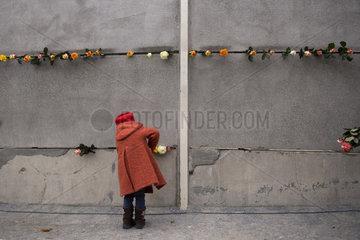 Berlin Wall - Bernauer Strasse