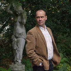 BECKETT  Simon - Portrait of the writer