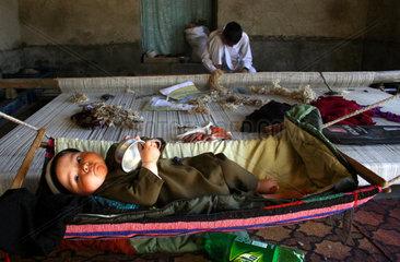 PAKISTAN-PESHAWAR-CARPET