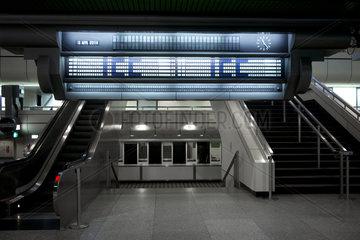 ICC Berlin - letzter Tag vor der Schliessung