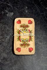 Alte Spielkarten
