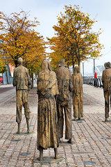 Denkmal 'Famine - Hungersnot'