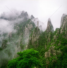 Berge in China