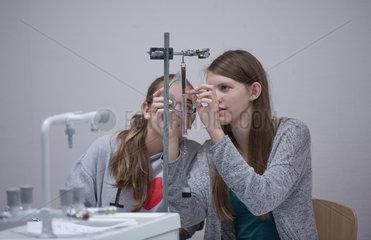 Physikunterricht an einer integrierten Gesamtschule