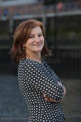 MAERZ  Ursula - Portrait of the writer