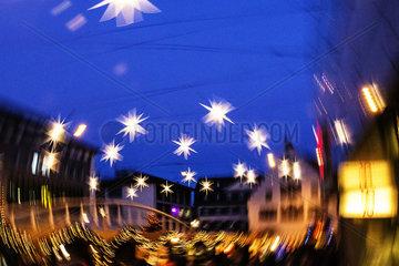 Weihnachtsmarkt in Sankt Gallen