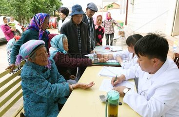 CHINA-YUNNAN-IMPOVERISHED HOUSEHOLDS-HEALTH CARE (CN)