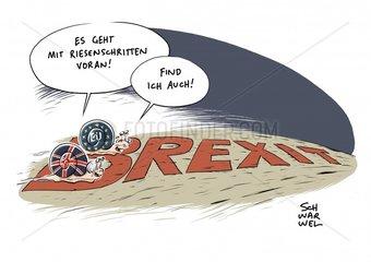Brexit-Durchbruch zu Phase Zwei