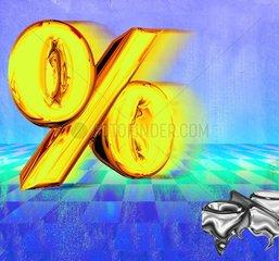 Goldene Prozente