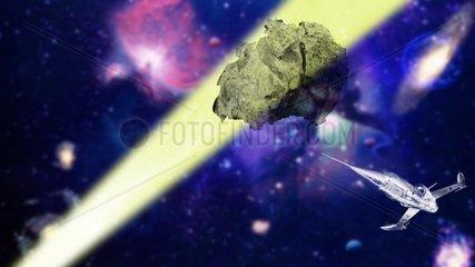 Asteroidenjagd