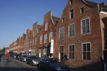 Hollaendische Viertel in Potsdam