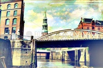Hamburg Speicherstadt 3