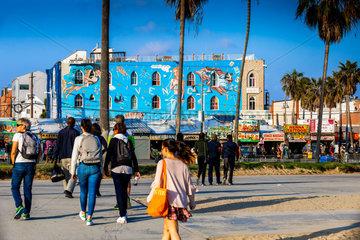 USA - CALIFORNIA - LOS ANGELES