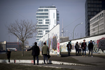 Berlin Wall - East Side Gallery