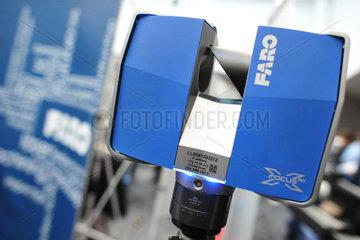 Oldenburg  Deutschland  3D-Scanner