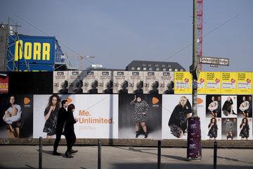 Berlin-Kreuzberg  Gentrifizierung