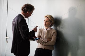 Germany weekly cabinet meeting