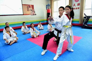 #CHINA-HEBEI-CHILDREN-SUMMER VACATION (CN)