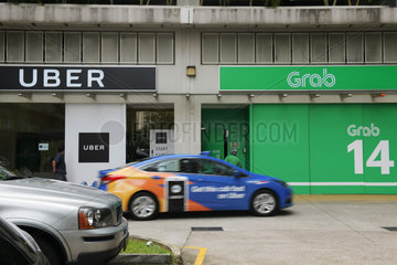 SINGAPORE-UBER-GRAB ACQUISITION